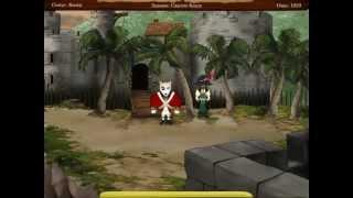 Jolly Rover - Прохождение игры