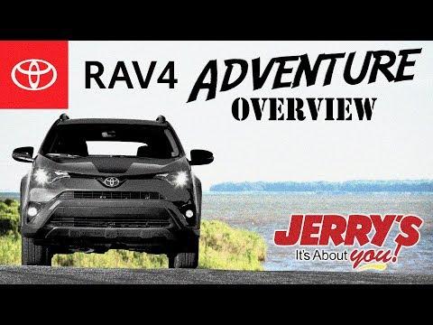 2018 Toyota RAV4 Adventure Test Drive