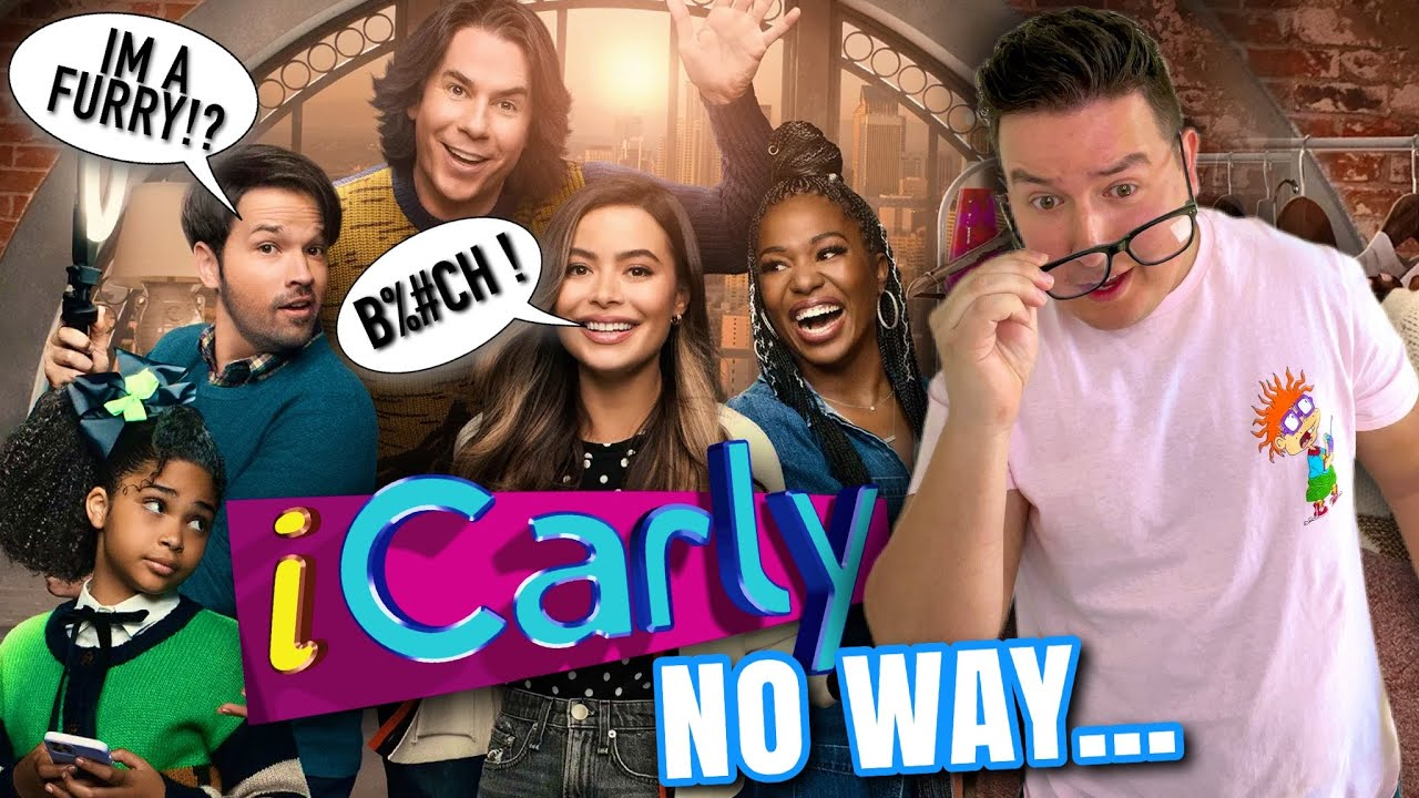 Download I Just Watched The New iCarly Reboot AND WOW!! (All Adult Jokes)