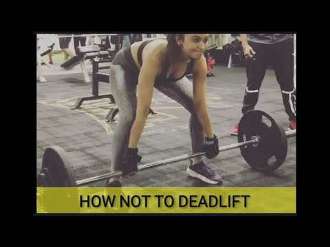 HOW NOT TO DEADLIFT ft. Rakulpreet Singh Mp3