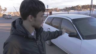 Destruction TEST#5 Обзор Авто Nissan AD