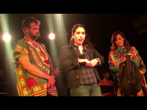 Bianca Gisselle - Africa (5/12) - UMPO Mean Gurlz