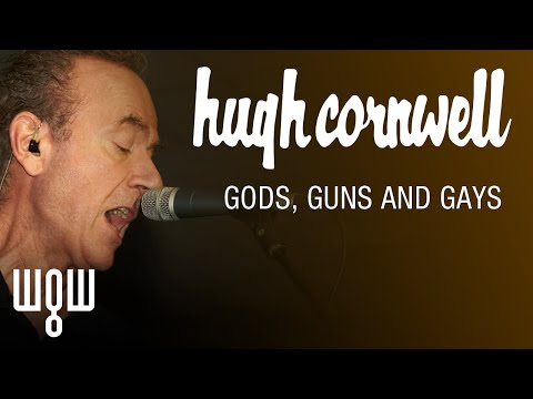 Hugh Cornwell - 'Gods, Guns And Gays' live at Whitby Goth Weekend