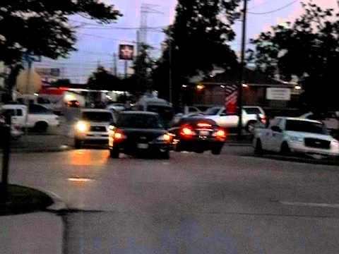 Cadillac getting towed!!!!!!!!!!!!!!!!!!!!!!!!!!!!!!!