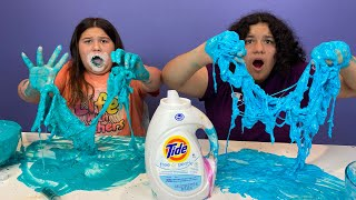 TESTING NO GLUE AND 1 INGREDIENT SLIME RECIPES!