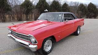 1967 Chevy Nova Super Sport for sale at www coyoteclassics com