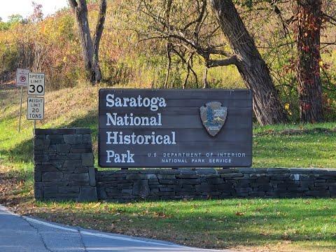 The 1st Battle At Saratoga - The Battle Of Freeman's Farm