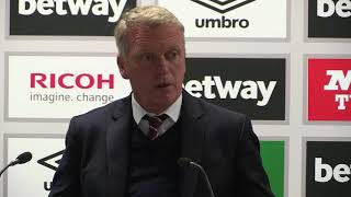 Moyes: Manchester City were just too good for West Ham