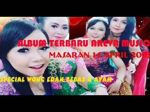 FULL ALBUM TERBARU DANGDUT AREVA MUSIC | LIVE MASARAN SRAGEN  14 APRIL 2018