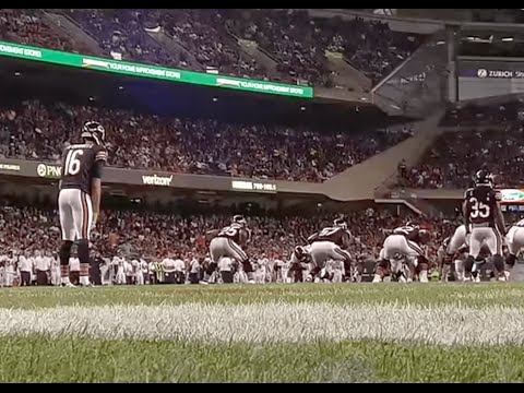 Broncos Block Punt and Recover it in the End Zone for a TD! (Preseason) | Broncos vs. Bears | NFL