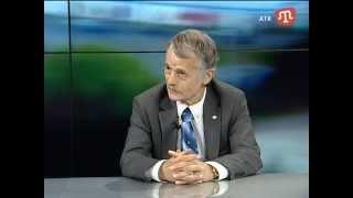 Мустафа Джемилев в программе MızMızlar телеканала ATR