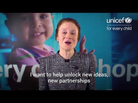 UNICEF Executive Director Henrietta Fore | UNICEF