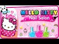 Download lagu Hello Kitty Nail Salon (Budge Studios) - Best App For Kids