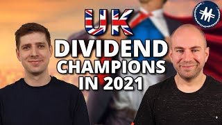 Best UK Investments For Dividends & Income In 2021