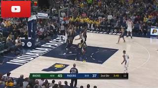 NBA Highlights-Milwaukee Bucks vs Indiana Pacers|February 13
