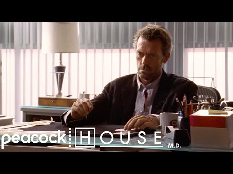 What House Would Do During A Pandemic | House M.D.
