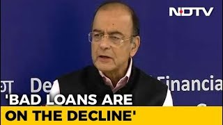 State-Run Banks Bad Debts On A Decline, Pick-Up In Loan Recovery: Arun Jaitley