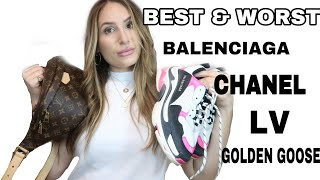 Best and Worst Luxury Purchases from 2019! CHANEL , LV , BAlENCIAGA, & more