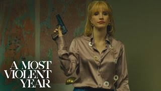 A Most Violent Year | The Gun | Official Movie Clip HD | A24