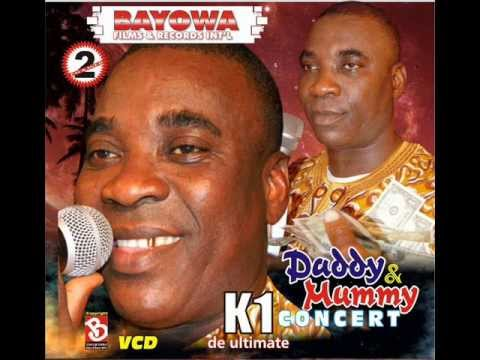 k1 DE ULTIMATE , AN OLD, LIVE AUDIO ( ALHAJI OLANREWAJU  RAZAK  K. SHITU ) 1