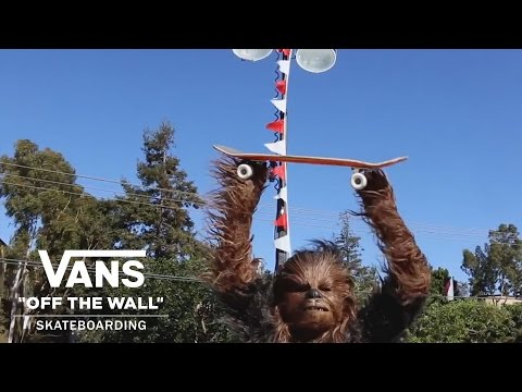 Behind the Scenes of the Vans x Star Wars Video | Skate | VANS
