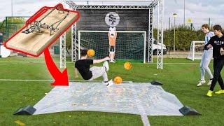 SLIP AND SLIDE MOUSETRAP FOOTBALL