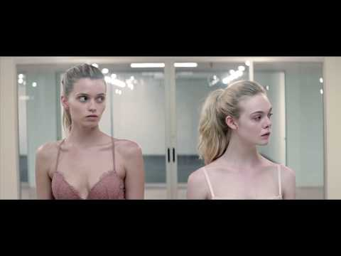 Elle Fanning challenging model audition is mysterious and beautiful | The Neon Demon