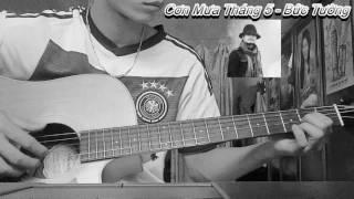 Cơn Mưa Tháng 5 - Bức Tường ( Cover Guitar)