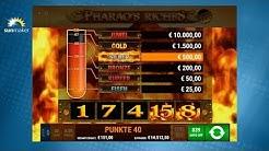 Pharao's Riches 'Red Hot Firepot' - Gamomat Automat - sunmaker