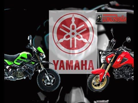 KSR / ER 125 Kawasaki Yamaha เตรียมแก้เกม Honda MSX 125