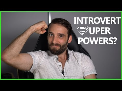 How Introverts Should Flirt - The Introvert's Super Power