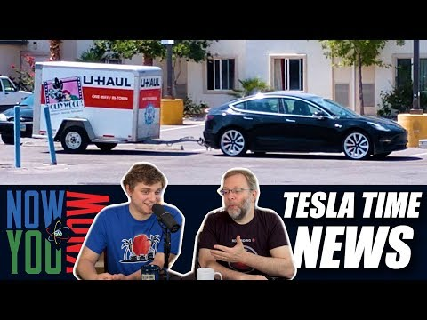 Tesla Time News - FCA to Give Tesla $2 Billion & Model 3 Gets a Tow Hitch