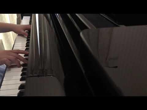 TRIGGER 九条天 「Up to the nines」ピアノアレンジ