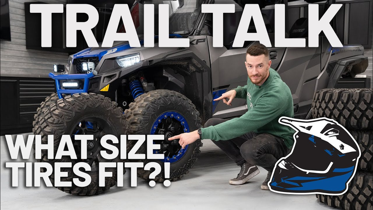 TOP 10 MODS FOR YOUR SXS - TRAIL TALK EP. 5 | POLARIS OFF-ROAD VEHICLES