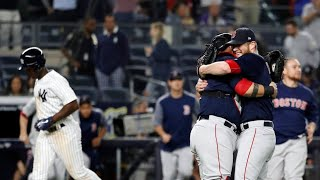 💥GAME 152-162 YANKEE FAN Highlights: RED SOX vs YANKEES HIGHLIGHTS 9/20/2018💥REDSOX WIN AL EAST