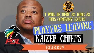 7 Players Leaving Kaizer Chiefs? | Lack Of Game Time To Blame?
