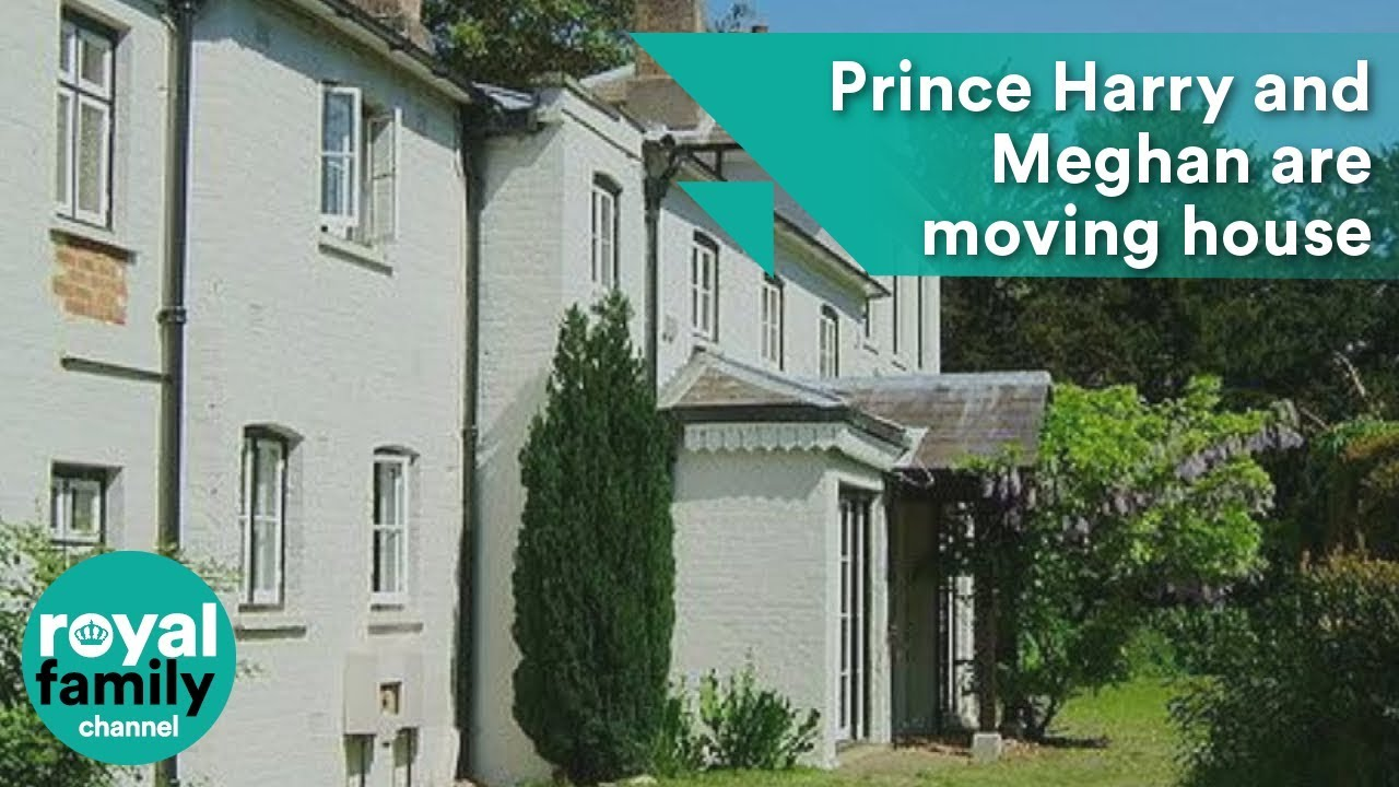 prince harry and meghan are moving house to start their family youtube prince harry and meghan are moving house to start their family