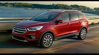 Ford Kuga EcoBoost ST-Line обзор 2016.  Тест-драйв.  Test Drive