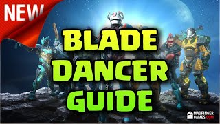 *UPDATED* Blade Dancer Guİde / Walktrough - Shadowgun Legends Co-Op Dungeon