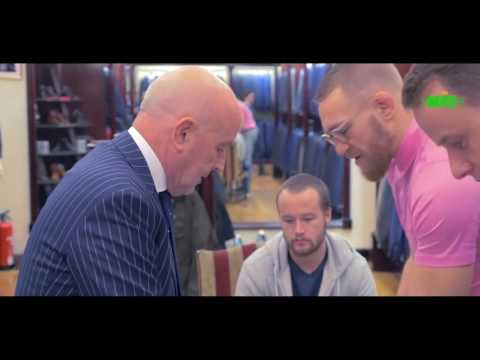 Conor McGregor visits old friend Louis Copeland before UFC 205 The Mac Life series 2  YouTube.flv