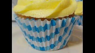 Lemonade Buttercream Frosting