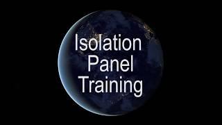 Isolation Panel Training Line Isolation Monitor Isolated Power System Bender Post Glover PG Lifelink