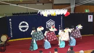 第4回憩い食堂『江津高校卒業神楽 塩祓い』