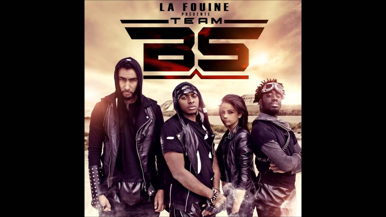la fouine team bs case depart mp3
