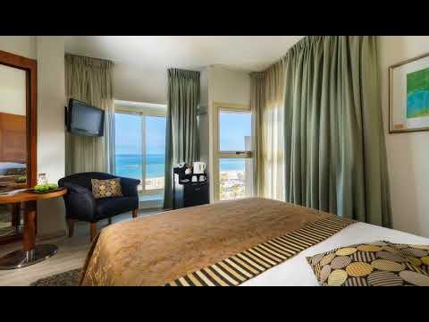 Maxim Design Hotel 3 Star Superior - Tel Aviv - Israel