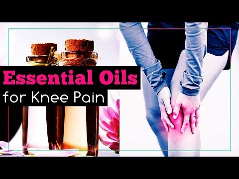 essential-oils-for-knee-pain-relief