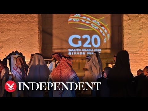 Live: Saudi Arabia hosts the 15th annual G20 Leaders Summit