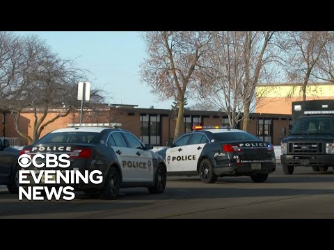 Wisconsin officer shoots armed student