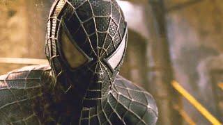 Spider-Man Gets His Black Suit New | Spiderman 3 - Black Suit HD CLIP
