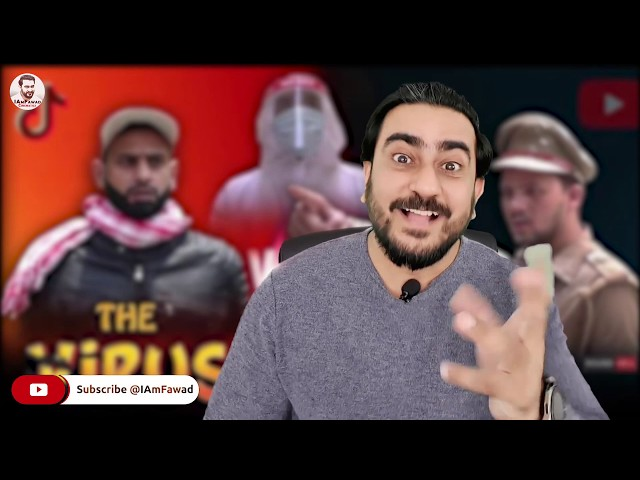 THE VIRUS - TIKTOK vs YOUTUBE | ROUND TO HELL | R2H | Pakistani Reaction